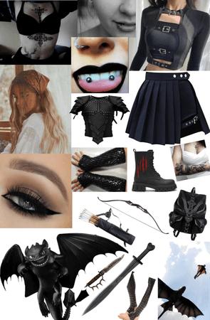 Toothless's Rider🖤