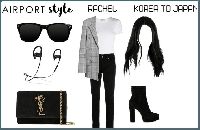 {Valkyrie} Rachel Airport Fashion Korea to Japan