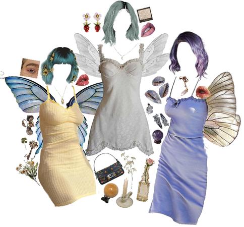 fairies 🧚♀️
