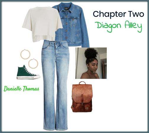 Ch. 2 - Diagon Alley