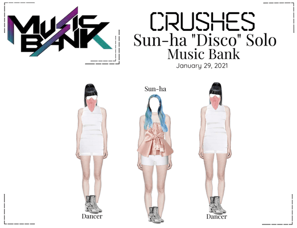 "Crushes (호감) [Sun-ha] ""Disco"" Music Bank"