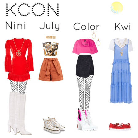 kcon outfits