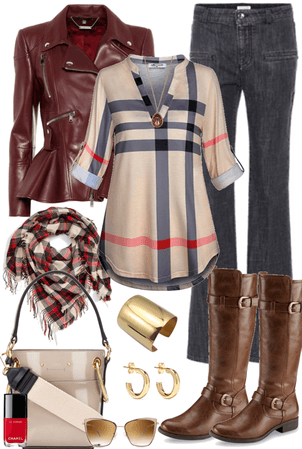 For the Love of Plaid
