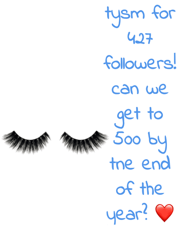 Followers!!