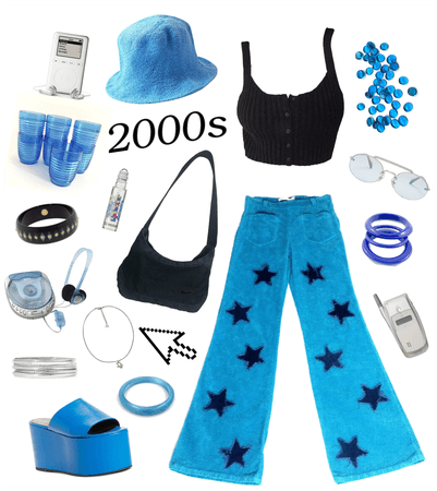 Flares In The 2000s