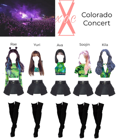 XOC Colorado Concert