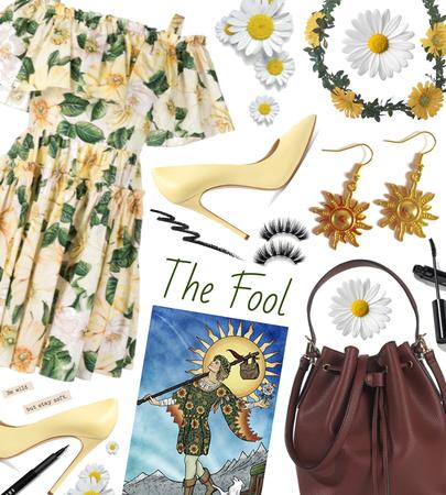SUMMER 2021: Tarot Cards (The Fool)