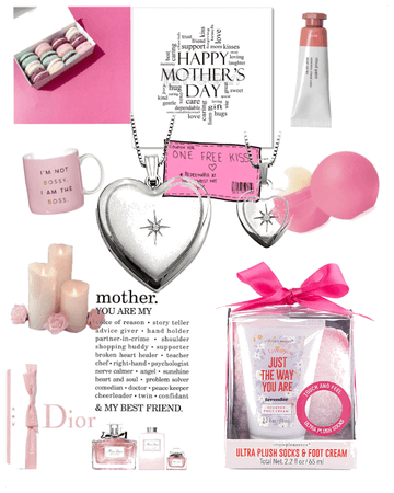 Mom pink