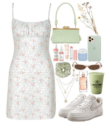 Spring dress ☀️