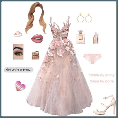 Prom Pretty In Pink