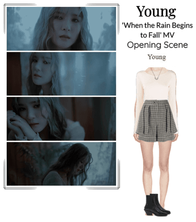 [STYLE] Young 'When the Rain Begins to Fall' MV