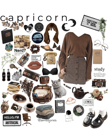 capricorn lookbook