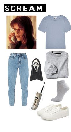 Sidney Prescott- Scream, 1996