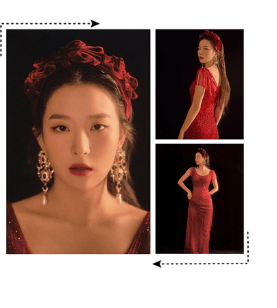 SuJung - La Rouge Teaser