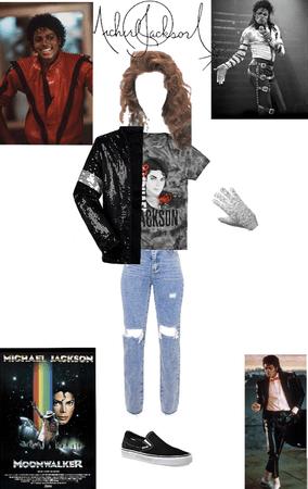 My Michael Jackson music lover