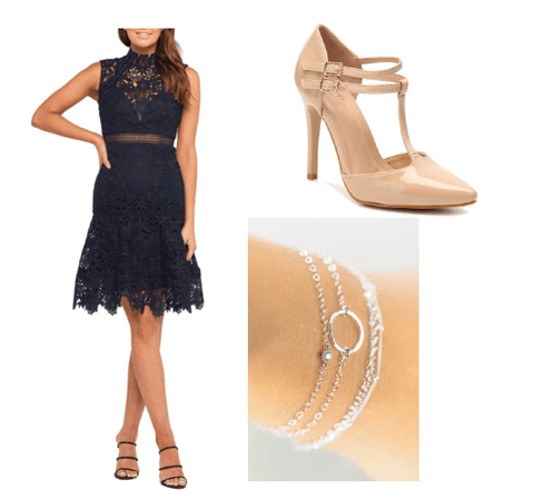 Libby Wedding Outfit