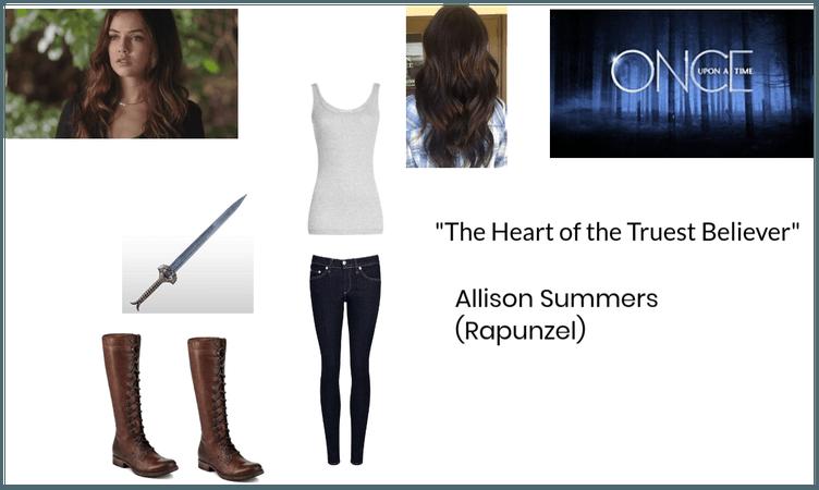 Allison Summers (Rapunzel): OUAT: (S3E01)