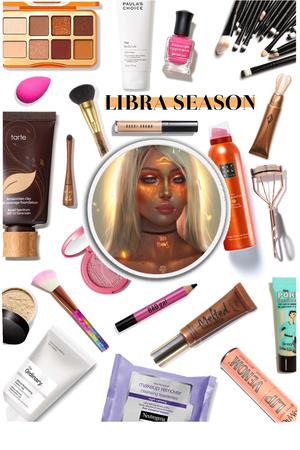 Libra Season Beauty