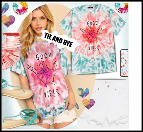 Tie Dye trendy
