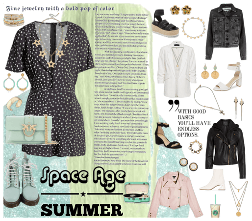 Space Age Summer