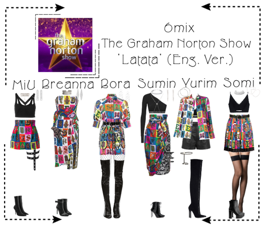 《6mix》The Graham Norton Show