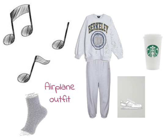 Airplane Outfit
