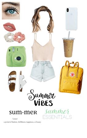 summer vibes!!!