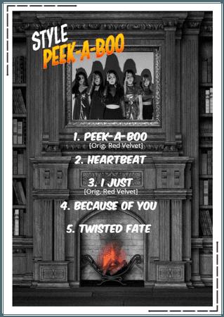 "STYLE ""Peek-A-Boo"" Tracklist"