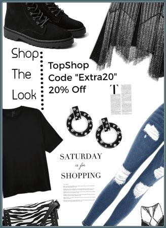 Shop the Total Look @ TOPSHOP
