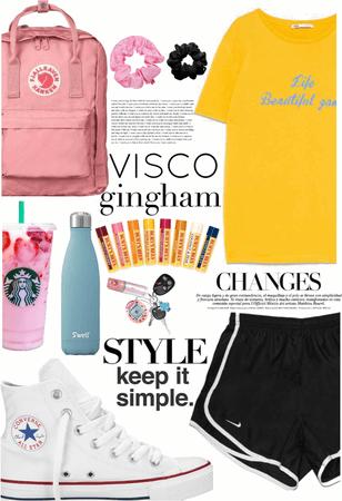 VISCO Girl starter pack