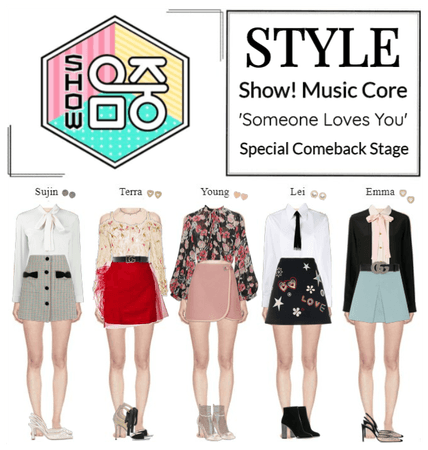 STYLE Show! Music Core 'Someone Loves You' Special