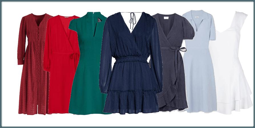 Deep Winter - Summer dresses