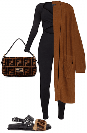fendi outfit