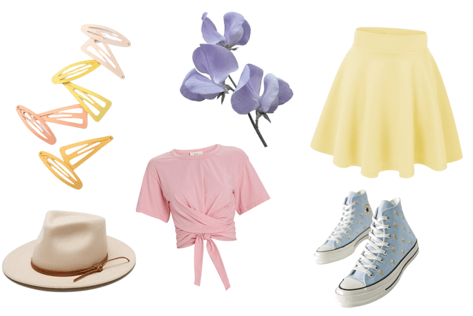 the pastel spring