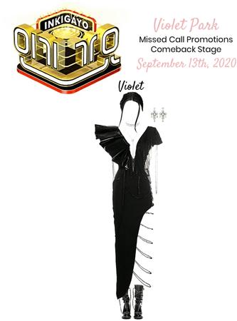 VioletPark _Missed Call _ Inkigayo
