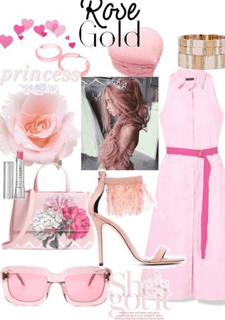 Pink Princesse
