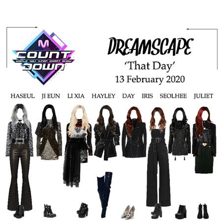 DREAMSCAPE [드림스게이프] M Countdown 200213