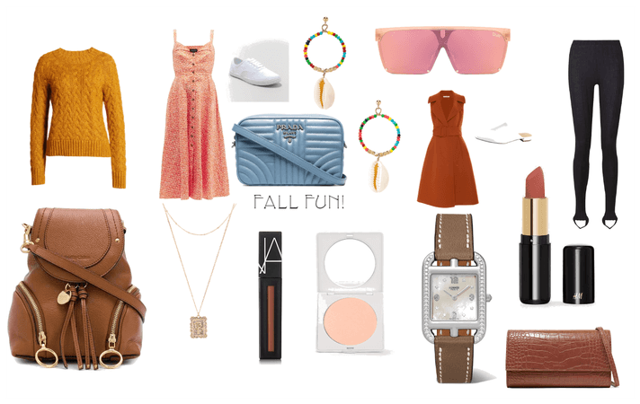 THE FALL FUN COLLECTION