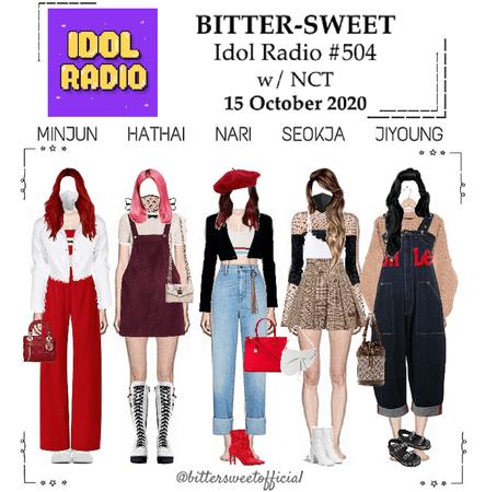 BITTER-SWEET [비터스윗] Idol Radio 201015