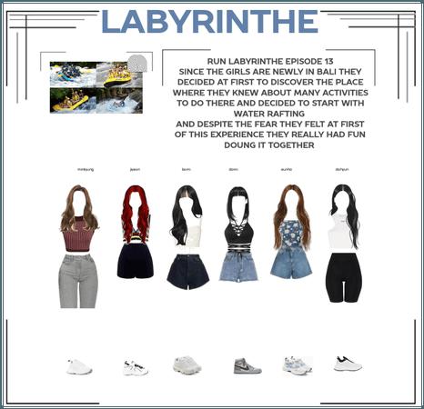 RUN LABYRINTHE EPISODE 13