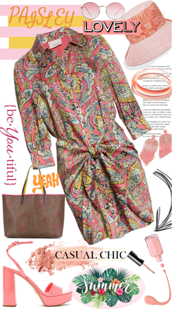 Paisley Casual Chic