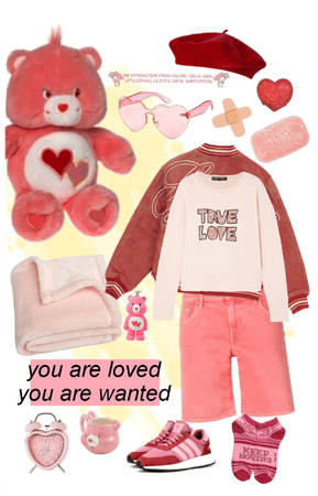 Our favorites: loves a lot bear