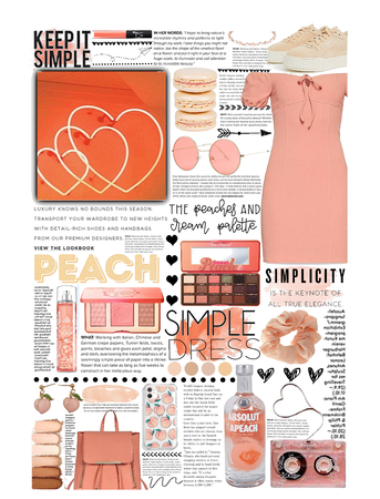 simply peachy