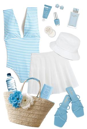 Baby Blue Beachbound