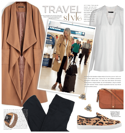 Travel Style: Comfy, Easy Basics