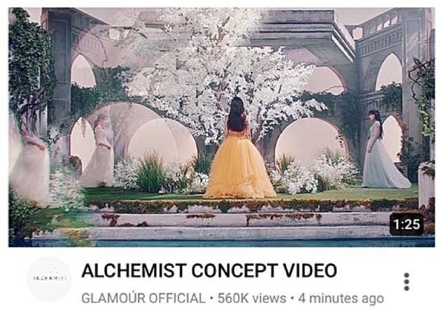 ALCHEMIST [연금술사] CONCEPT VIDEO