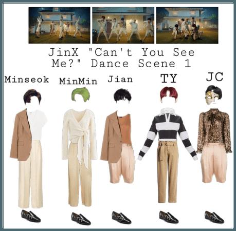 JinX 'Can't You See Me?' Dance Scene 1
