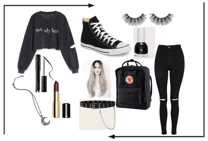 OUTFIT 22 BAD GIRL