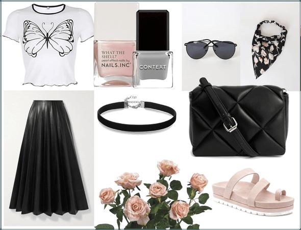 Pink Rose Summer