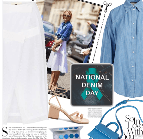 National denim day,